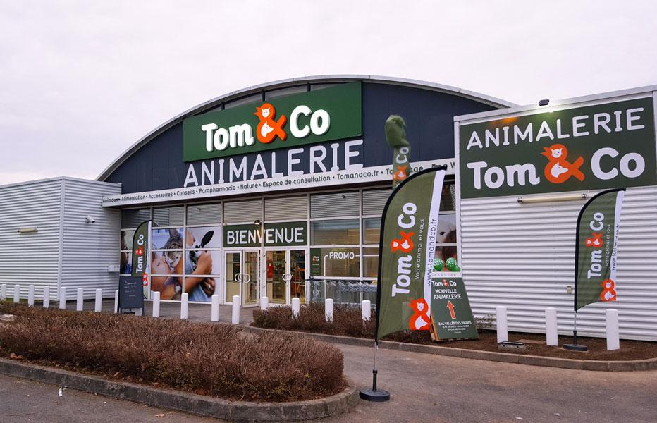 Devenir franchisé Tom&Co
